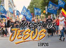 Marsch für Jesus Leipzig