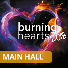 Burning Hearts 2018 - Haupthalle