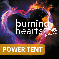 Burning Hearts 2018 - Power Tent