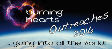 Burning Hearts Outreaches 2016