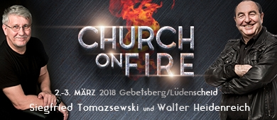 Event Church on Fire
