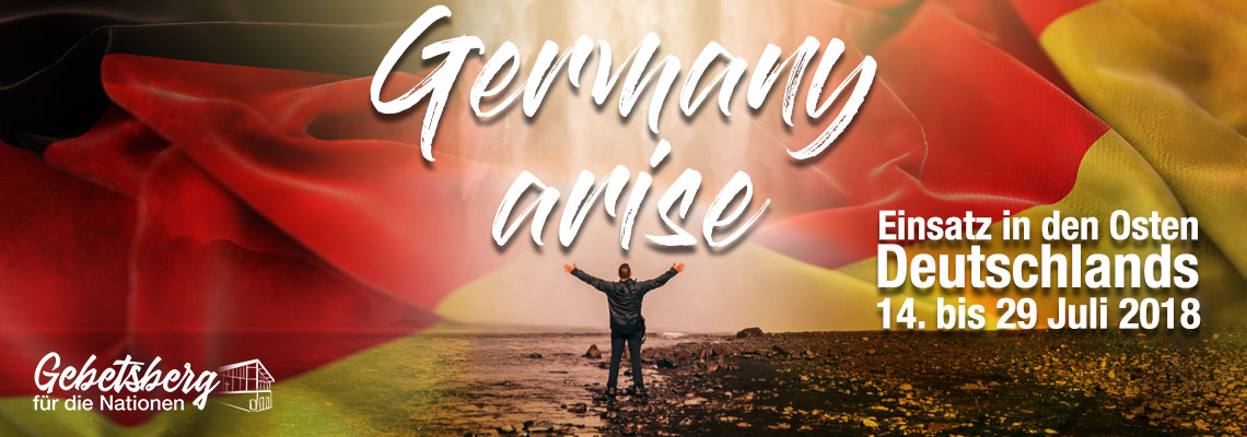 Germany arise Header