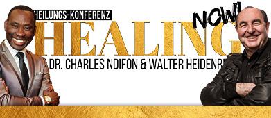 Healing Charles Ndifon Eventbild DE