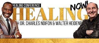 Healing Charles Ndifon Eventbild EN