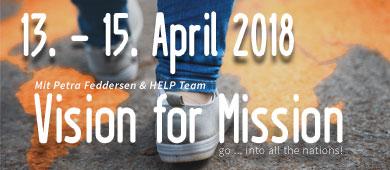Vision for Mission April