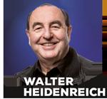 Sprecher Walter klein