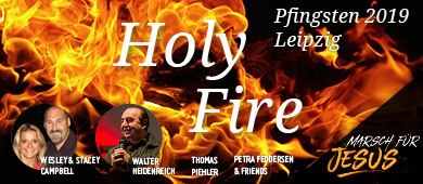 Holy Fire Eventbild