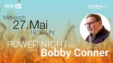 Bobby Conner Power Night Web