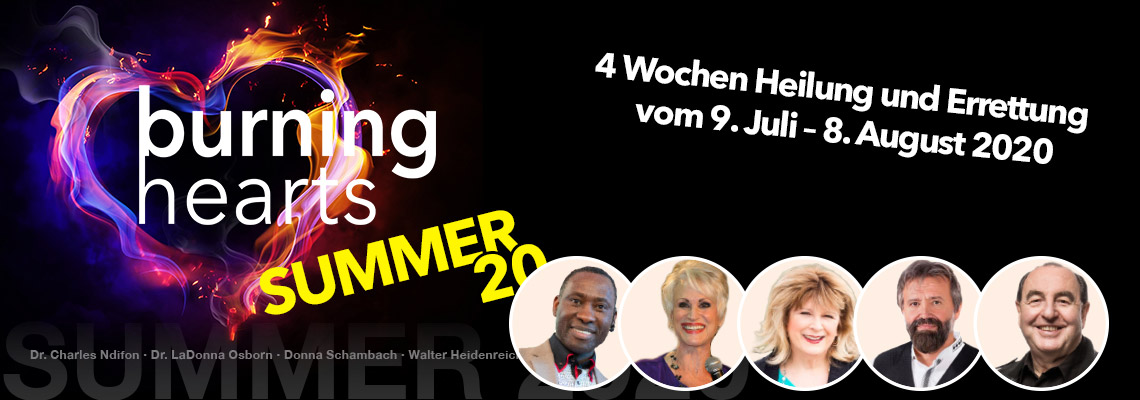 Burning Hearts Summer 2020