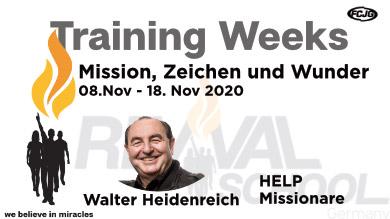 Mission Zeichen und Wunder eventkalender
