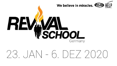 Revival School eventkalender