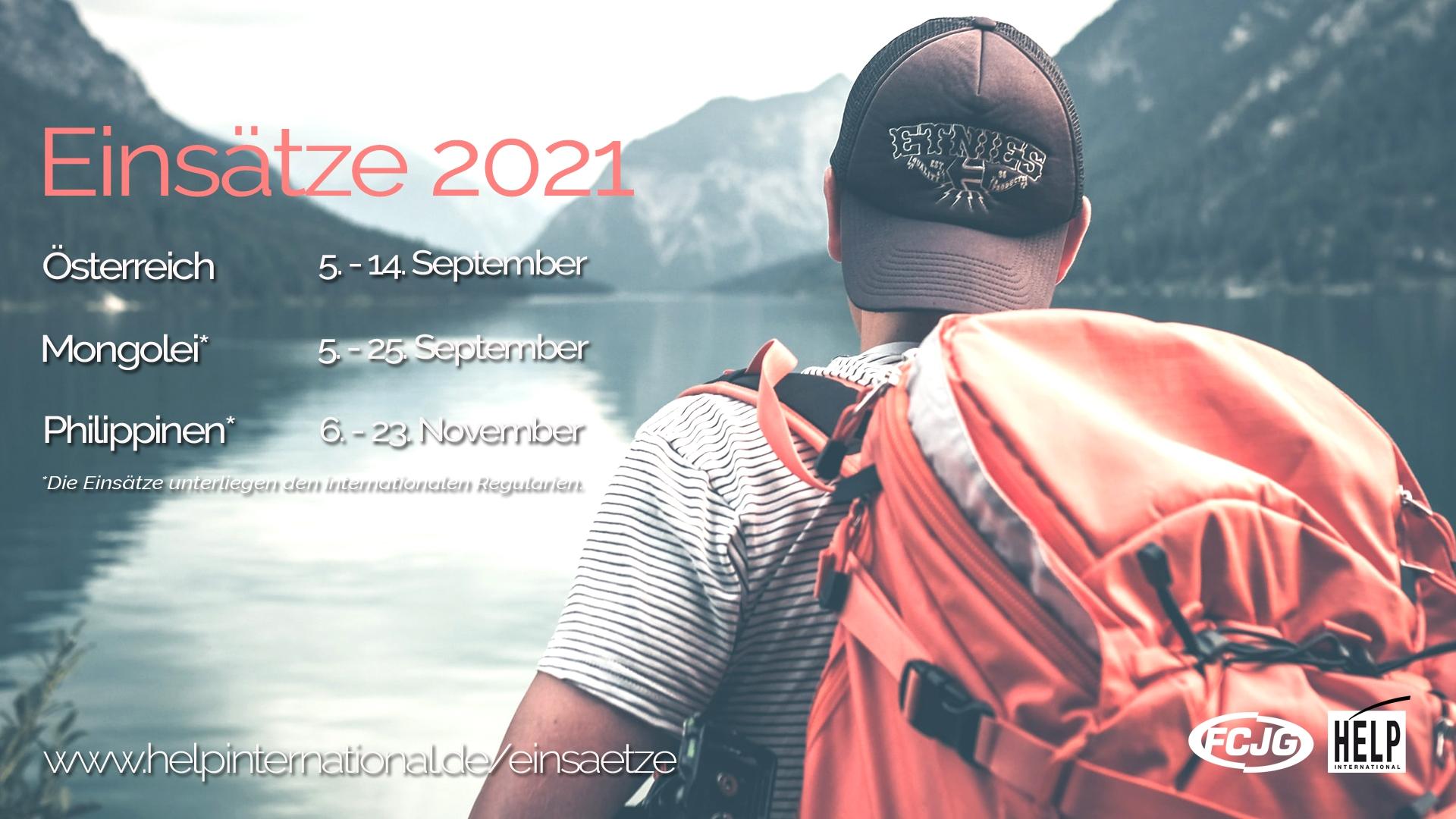 Einsaetze 2021