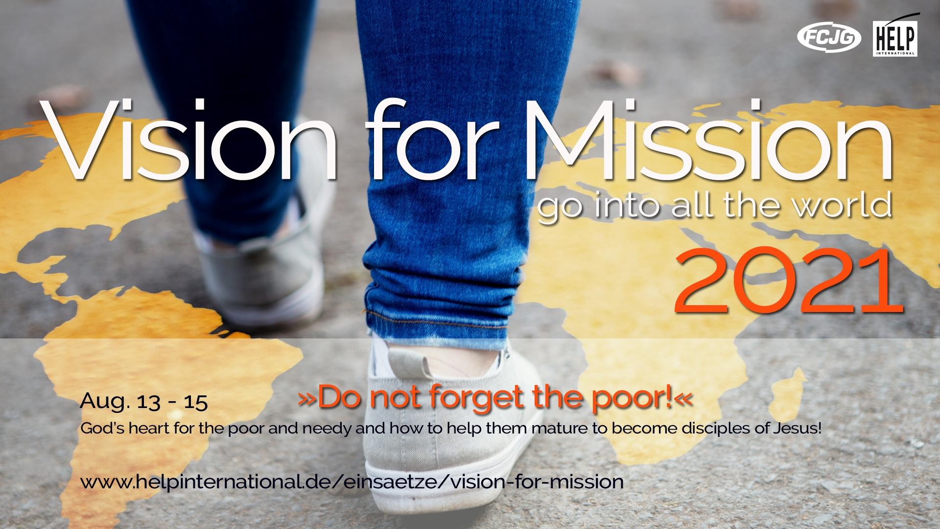 Vision for Mission 2021 EN