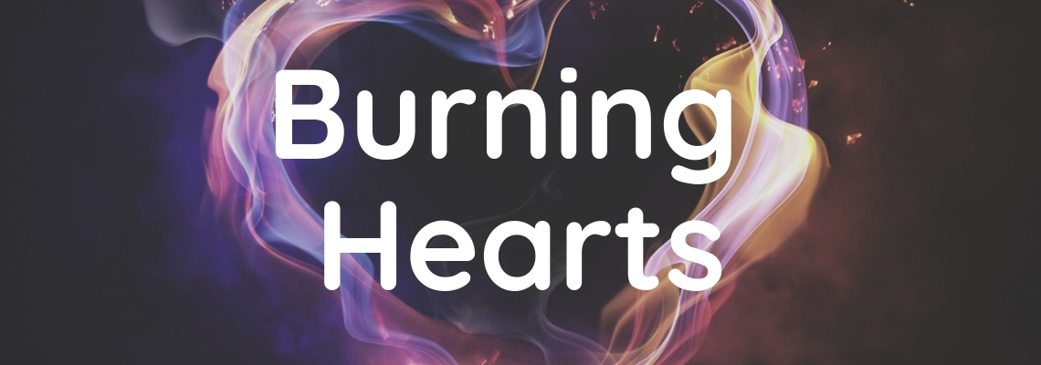 Webseite Kategorie Bild Burning Hearts