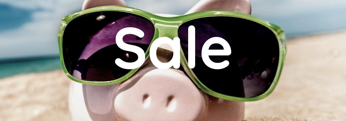 Website Header Sale