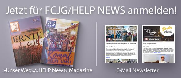 FCJG HELP News Anmeldeoptionen 590px