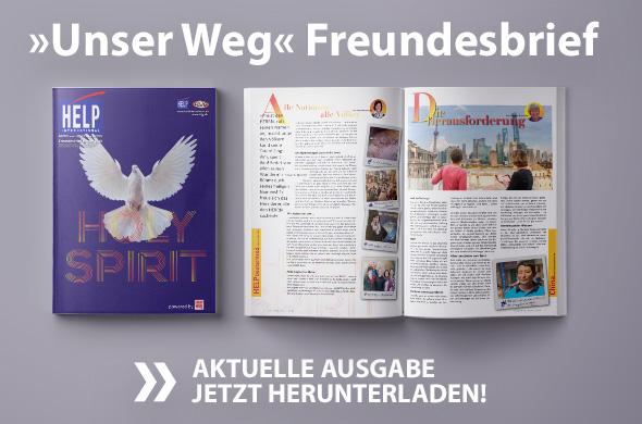 Hier 'Unser Weg' Winter 2018 herunterladen!
