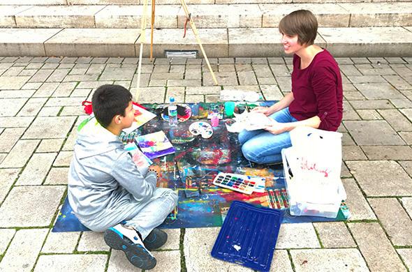 street worship and art blogg 1.4