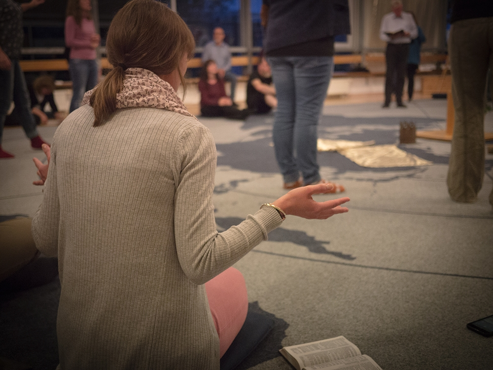 Power Week Gebetsschule