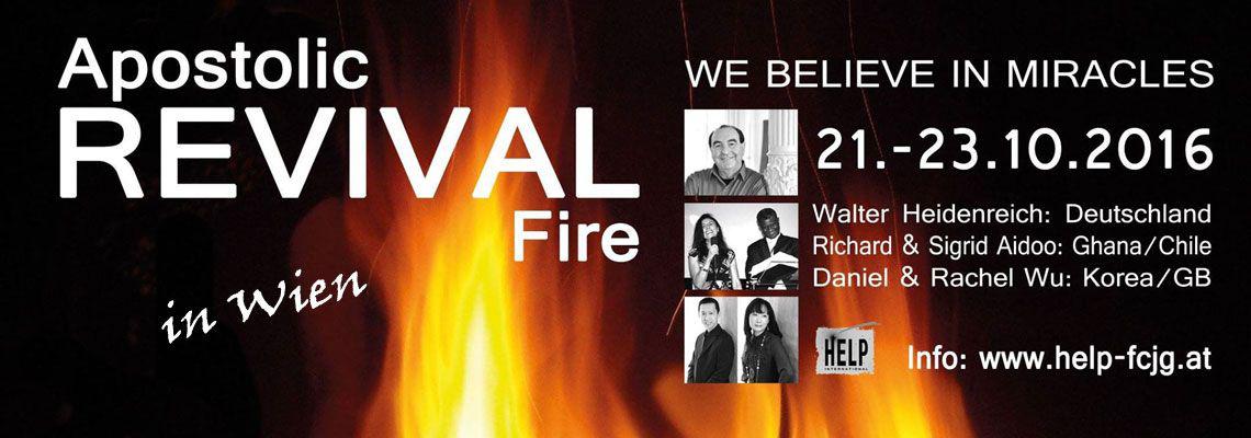 Apostolic Fire