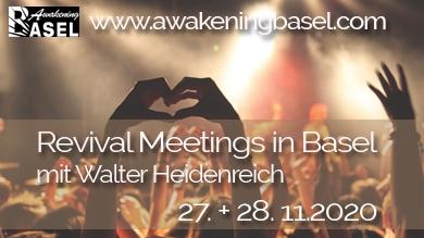 Awakening Basel neu