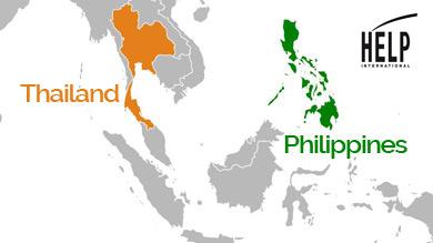Thailand Philippines