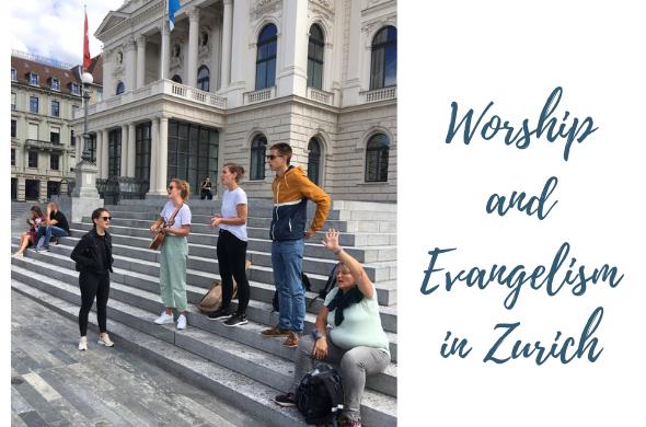 Kopie von ANbetung und Evangelisation in Zürich