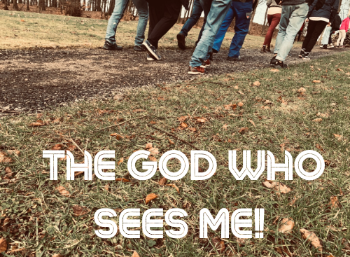 The God who sees me!