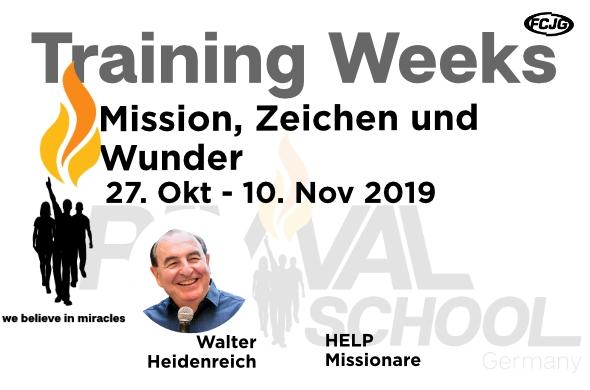 Mission Zeichen und Wunder neu