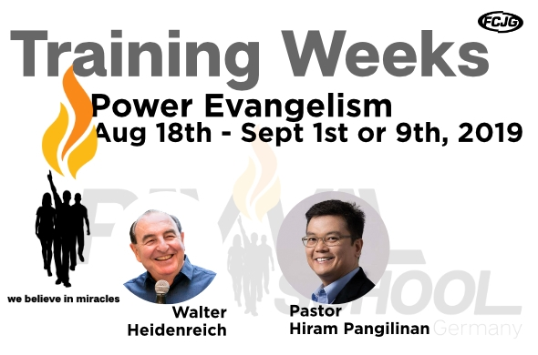 Power Evangelsim en neu
