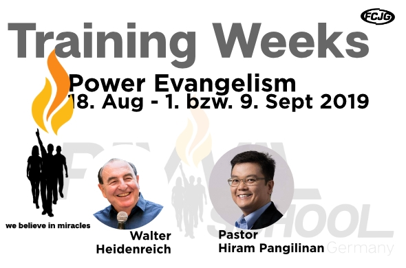 Power Evangelsim neu