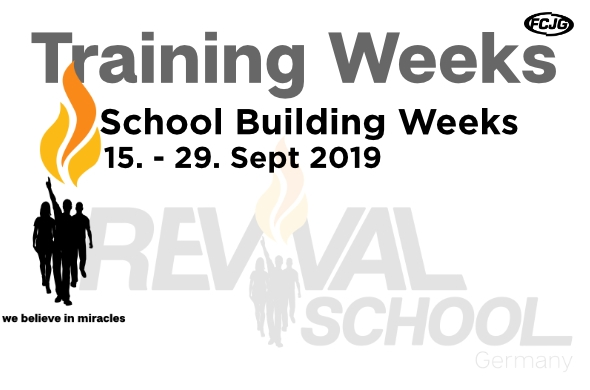 School Building Weeks neu